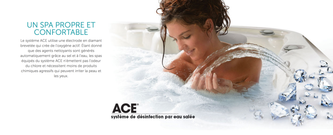 ace HOTSPRING THE SPAS